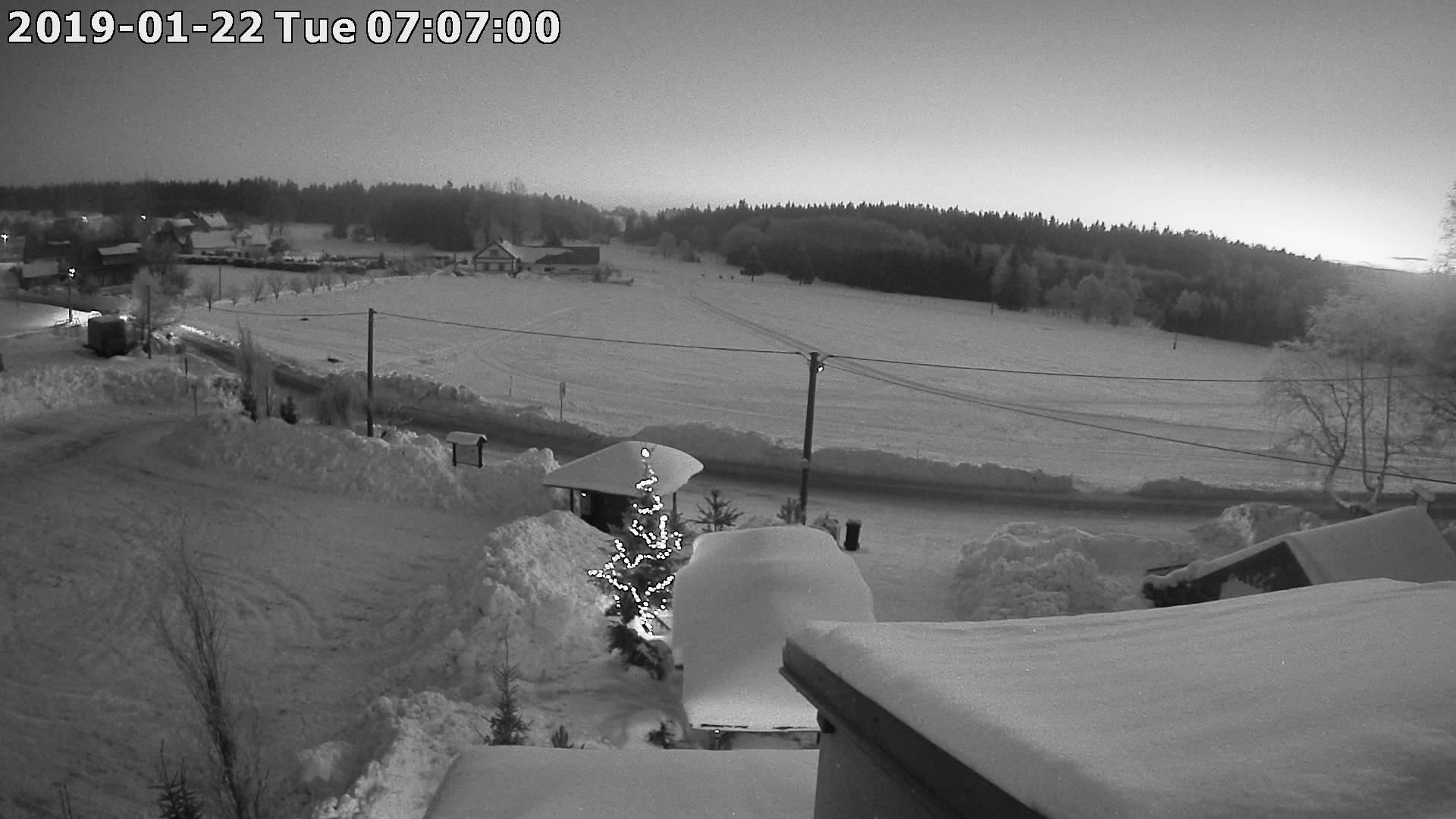 Webkamera ze dne 2019-01-22