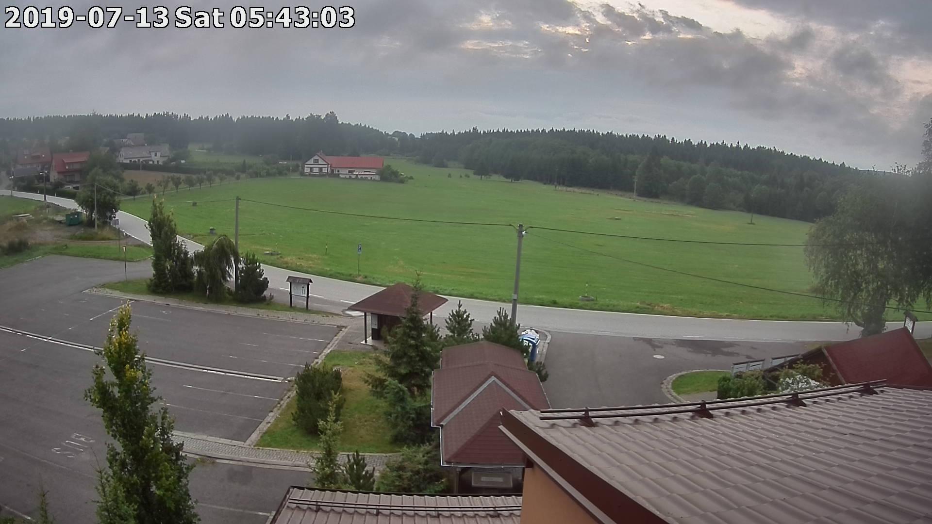 Webkamera ze dne 2019-07-13