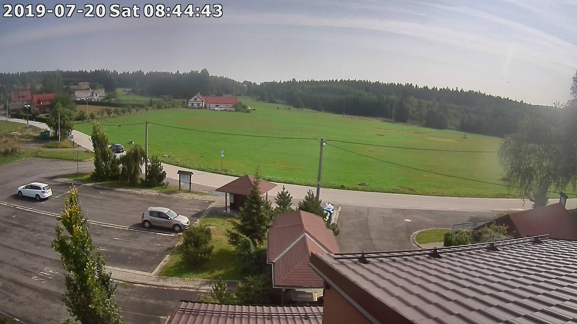 Webkamera ze dne 2019-07-20