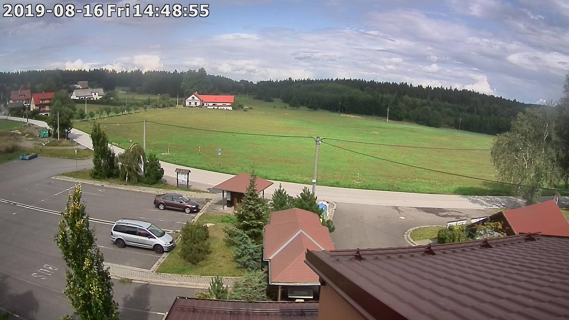 Webkamera ze dne 16.08.2019
