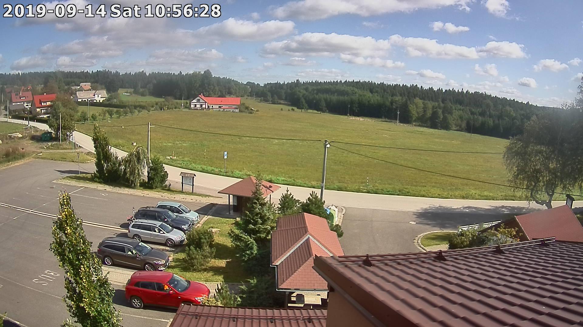 Webkamera ze dne 2019-09-14