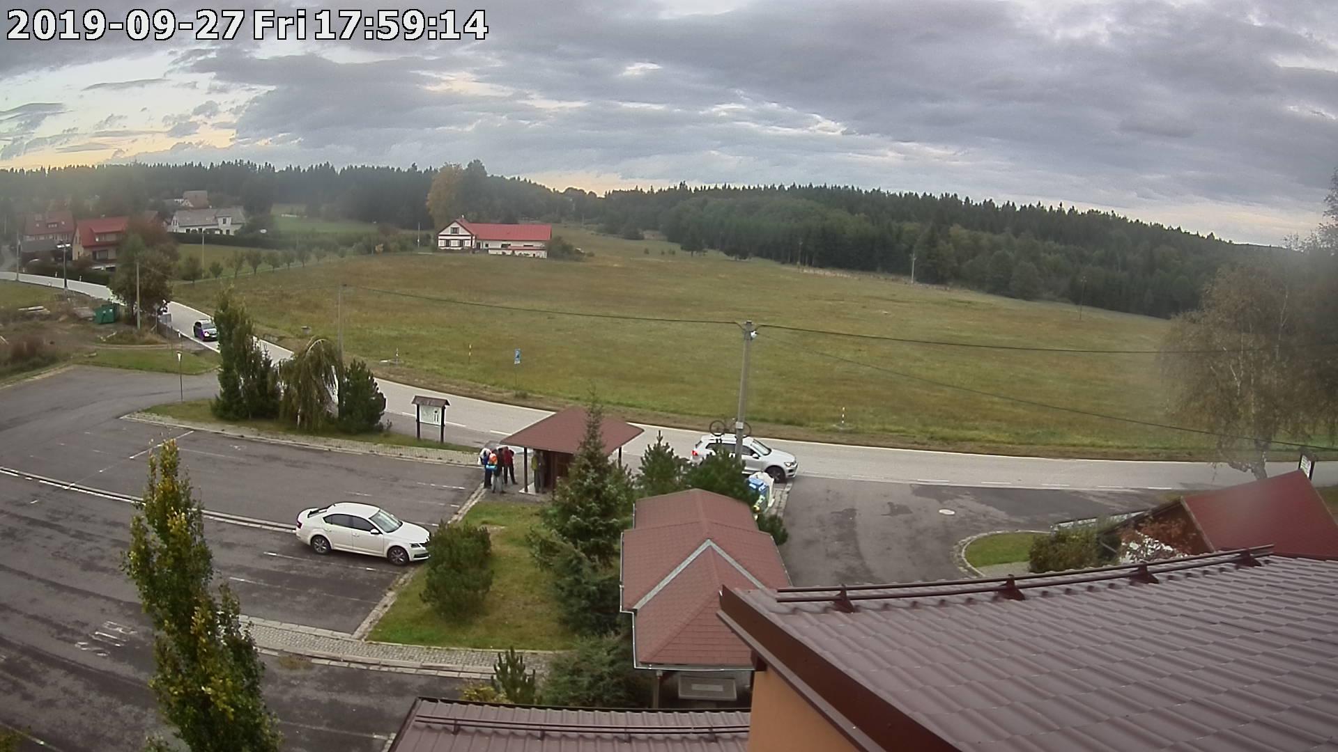 Webkamera ze dne 2019-09-27