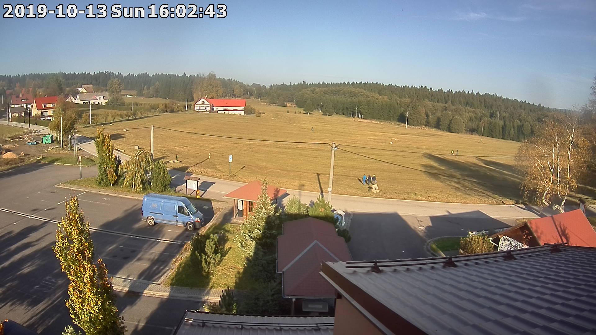 Webkamera ze dne 2019-10-13