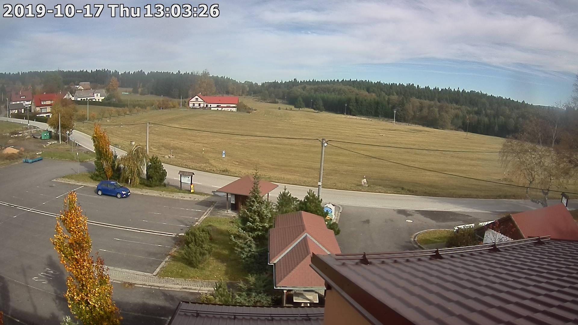 Webkamera ze dne 2019-10-17