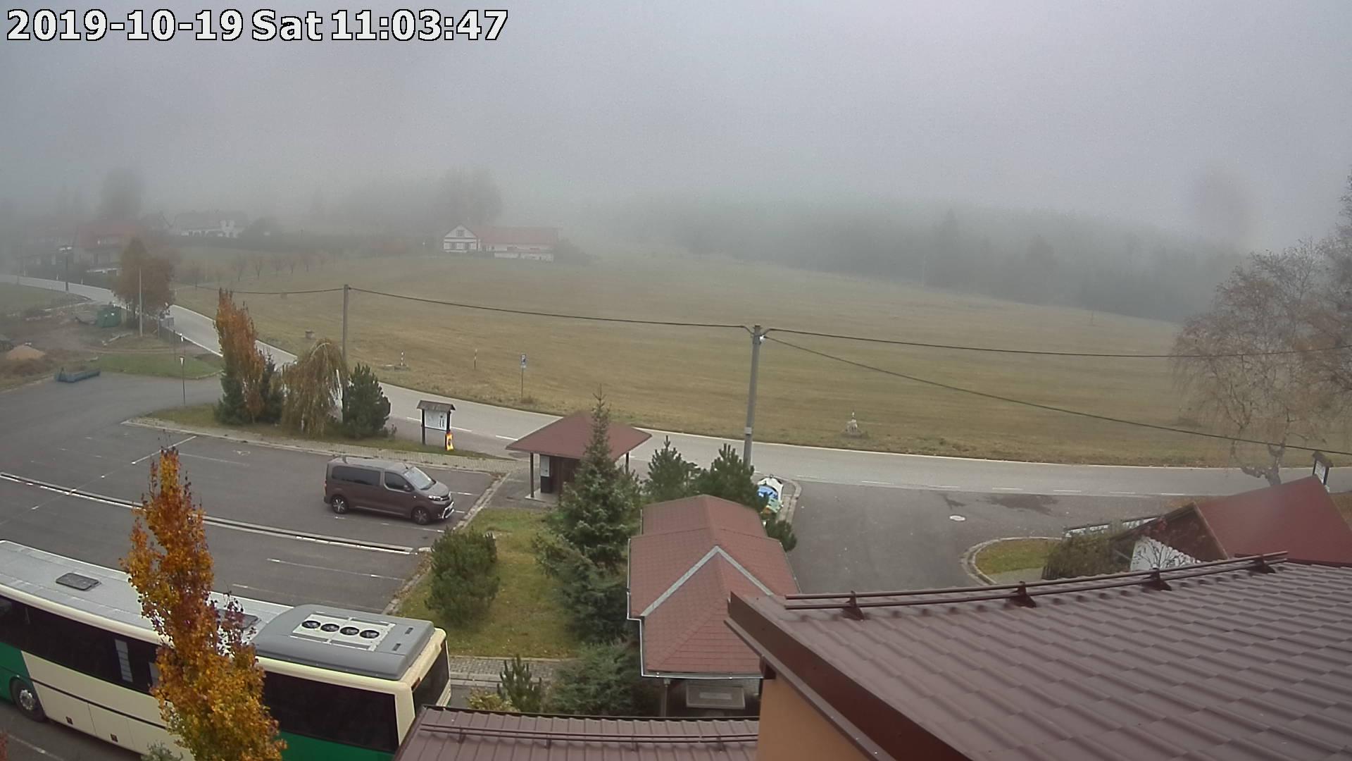 Webkamera ze dne 2019-10-19