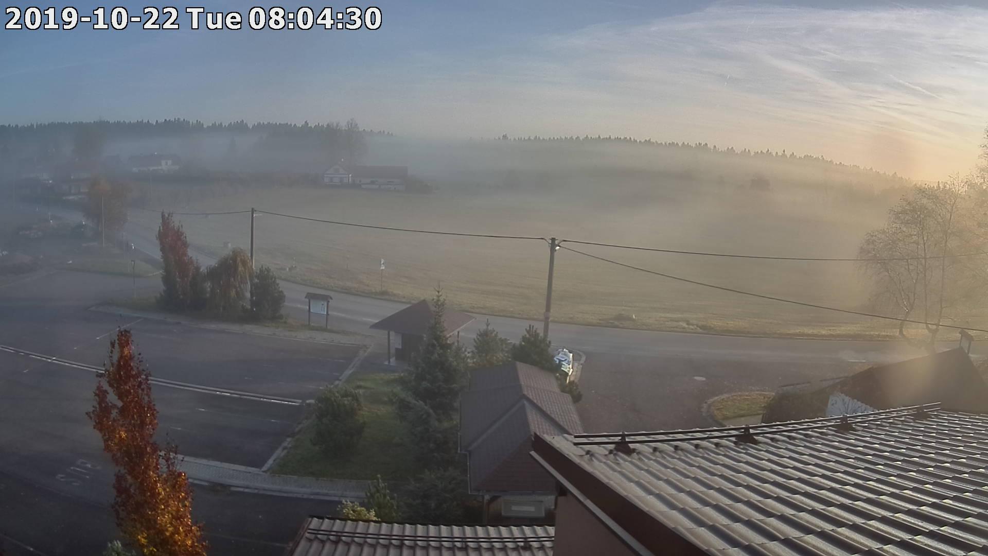 Webkamera ze dne 2019-10-22