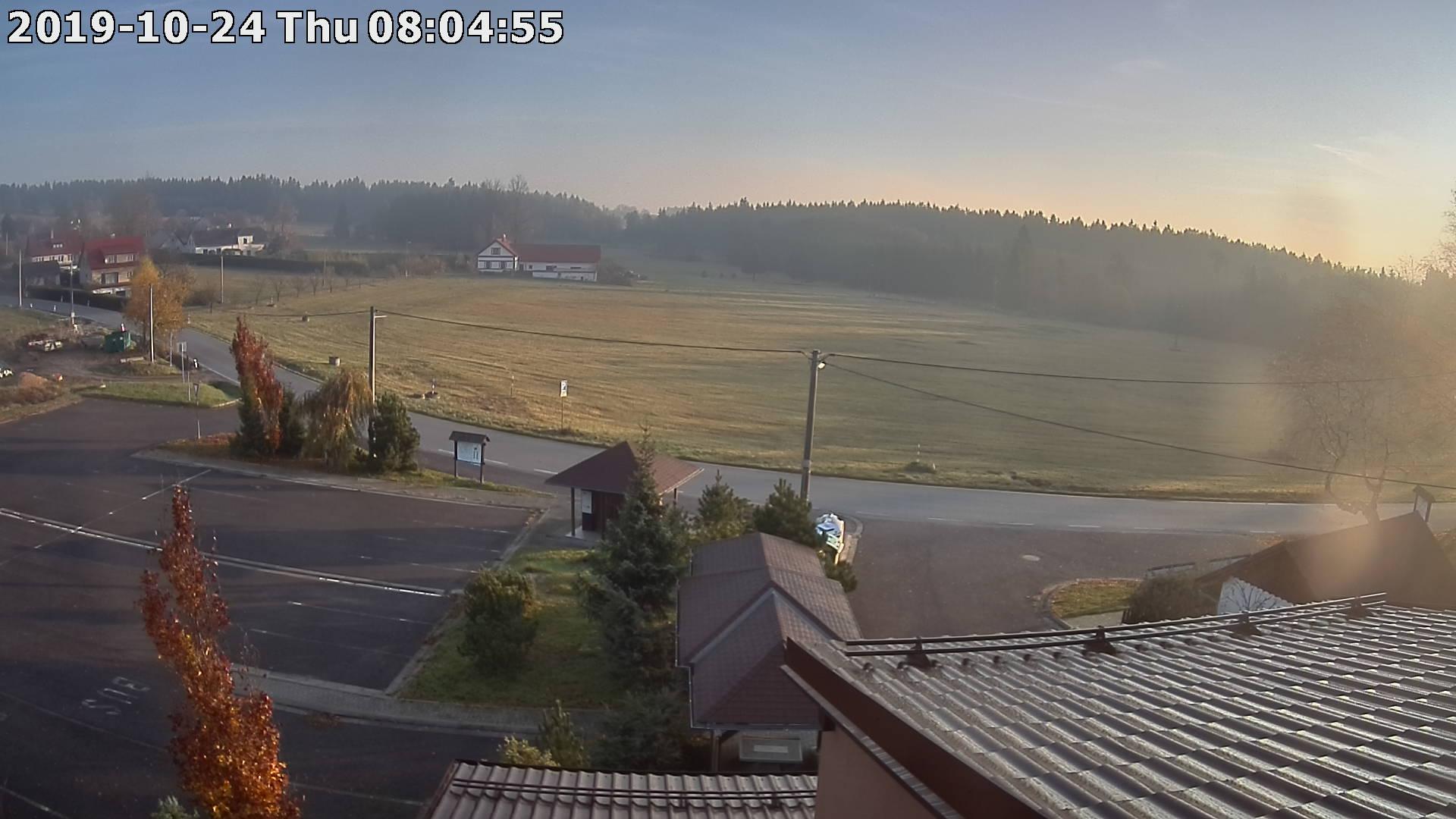 Webkamera ze dne 2019-10-24